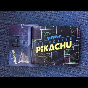 Detective Pikachu wallet